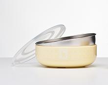 Kangovou Cereal Bowl - Lemon Zest