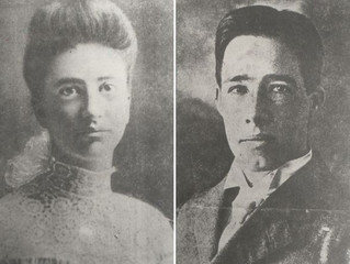 Valentine's Day Special - The Haunted Love Story of Chester Gilette and Grace Brown