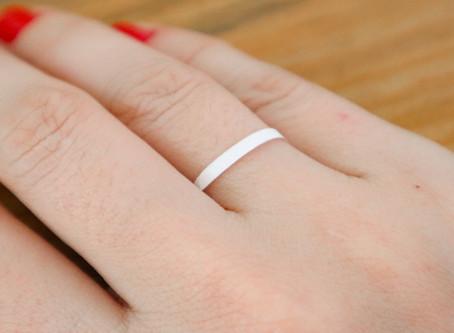 Como descobrir a largura do seu anel