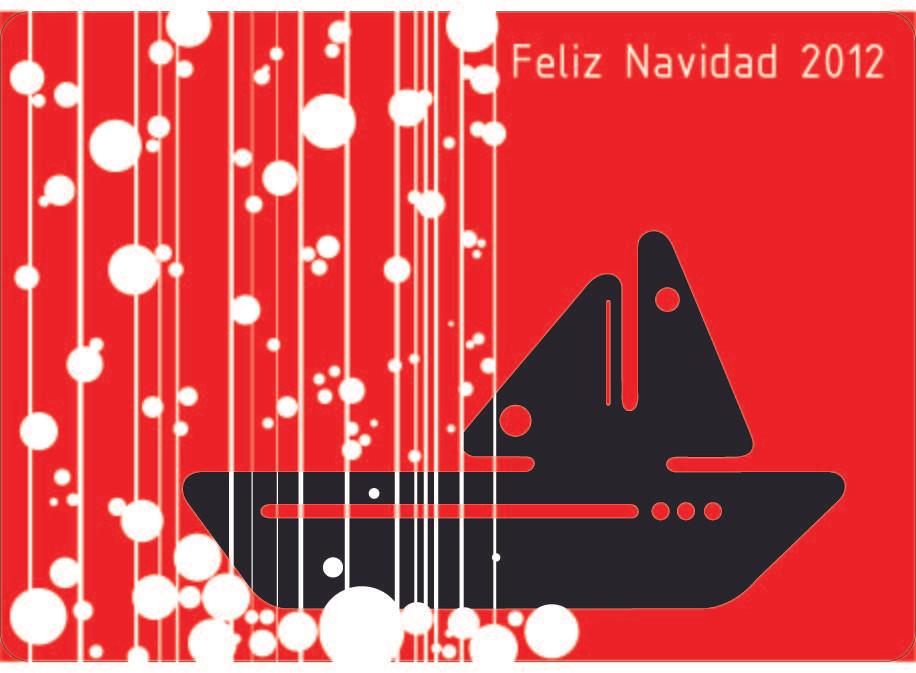postal tiro barco fondo rojo.jpg