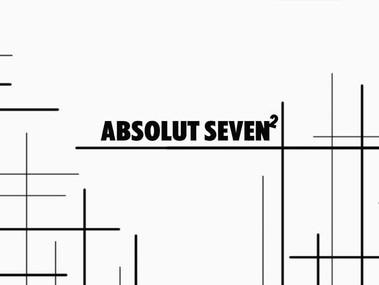 ABSOLUT SEVEN