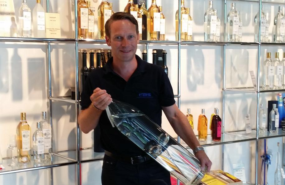 Etter Söhne AG in Zug Bar