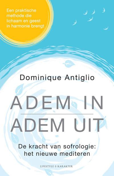 BeSophro's book published in Dutch Amed in Adem Uit