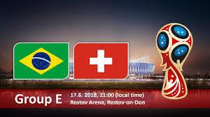 Switzerland vs Brazil Group E