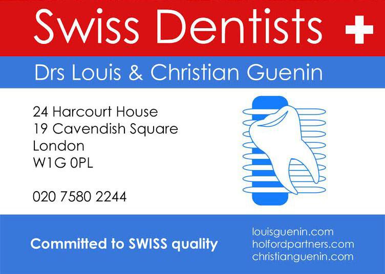 Swiss Dentists Drs Louis & Christian Guenin