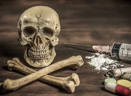 Definición y características de las drogas