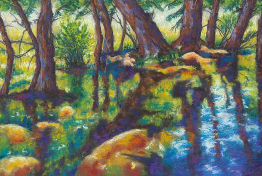When Gentleness Flowed Through the Valley