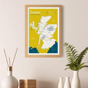 Cartographie Illustrée