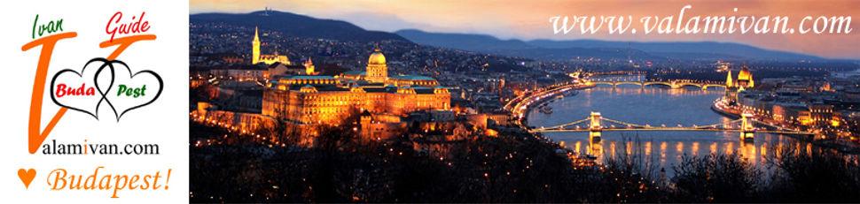 Ivan Guide Budapest - Banner
