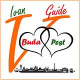 Ivan Guide Budapest - Logo