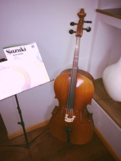Maybe Learning to Play the Cello Is Making Me a Better Parent