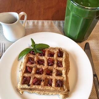 GF Waffle Recipe