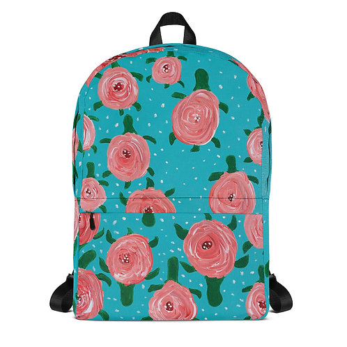 Turtle Blossom Backpack