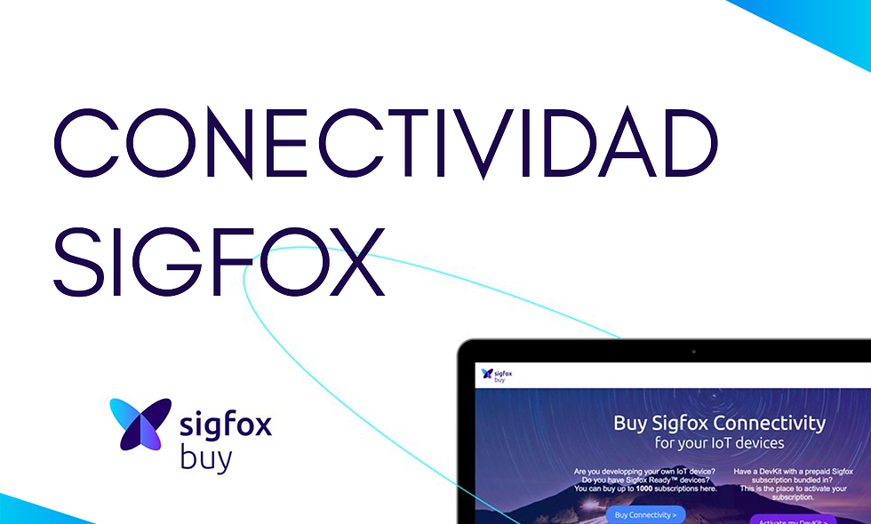 Conectividad Sigfox