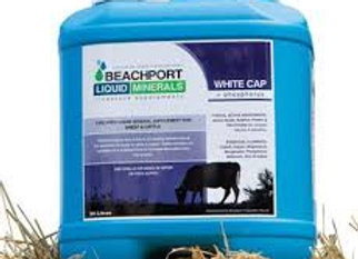 White Cap (Tropical Supplement)