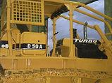 esteira D-50 depois da reforma
