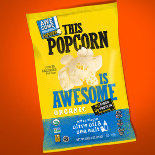 This Popcorn Is Awesome
