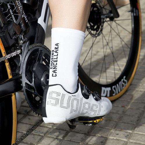 Socken «Chasing Cancellara»