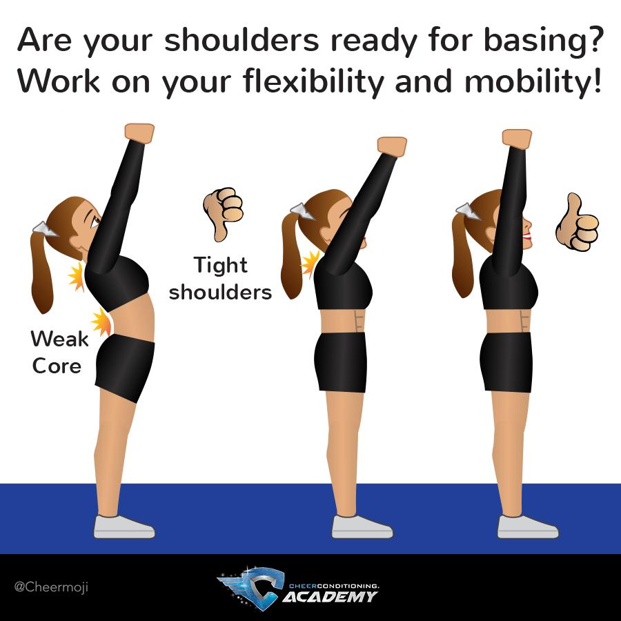 Mobility Cheerleading