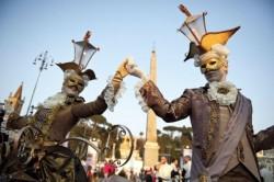 Carnevale di Roma - Dove ci si può lasciare andare