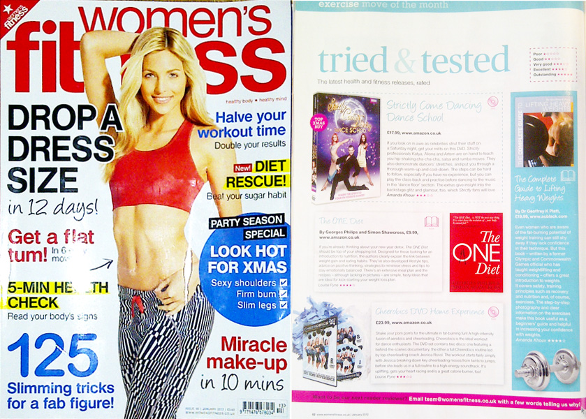 Women's Fitness Jan 2011