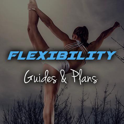 flexibility for cheerleading