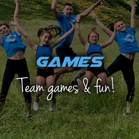 Cheerleading games
