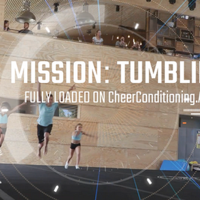 TOP TUMBLING TIPS & DRILLS
