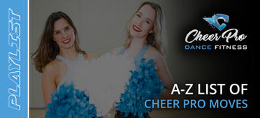 CHEER PRO MOVES