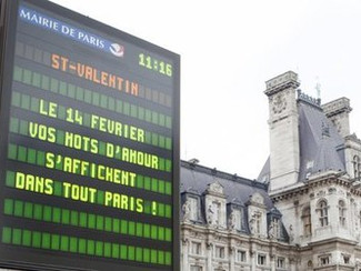 Paris pour St Valentin ?   7  questions pour  amoureux