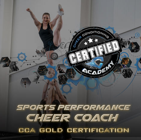 CCA GOLD: CHEER COACH TRAINING COURSE
