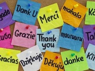 Préparons la journée européenne des langues !
