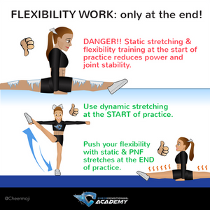 How to improve flexibility