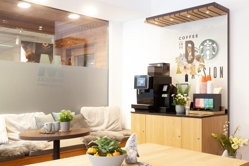 MAVERICKS | Café