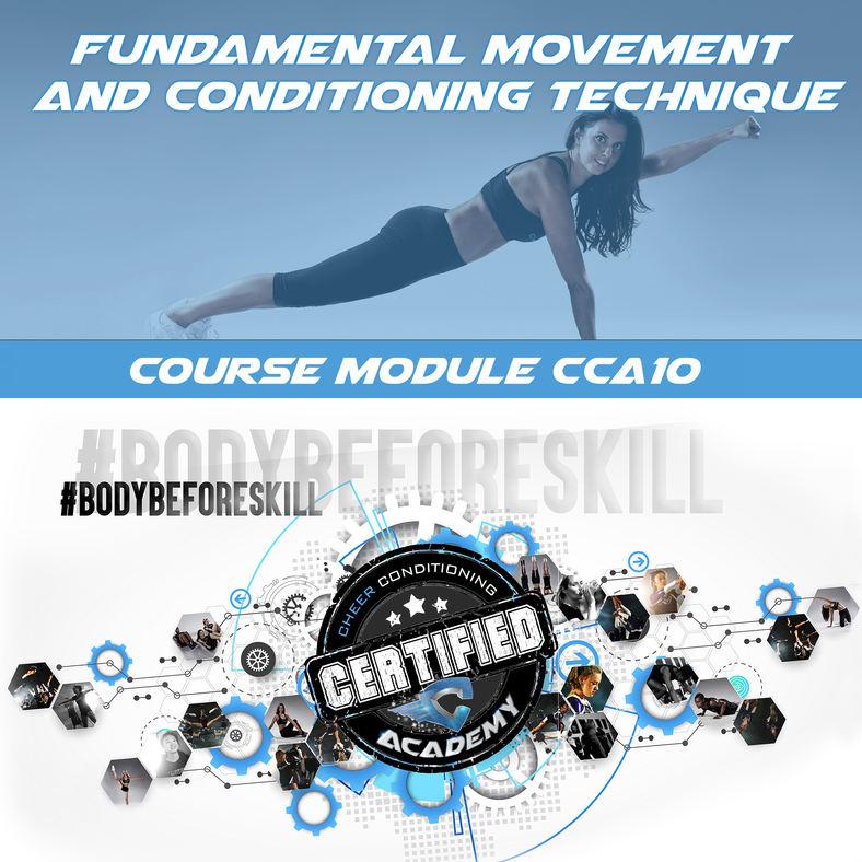 CCA10 | FUNDAMENTAL MOVEMENT & TECHNIQUE