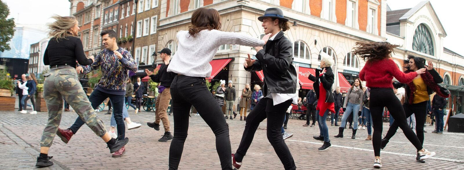 London Hire Flash Mob