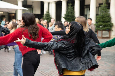 London Flash Mobs