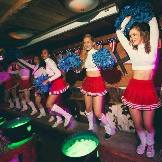 London Cheerleaders Events