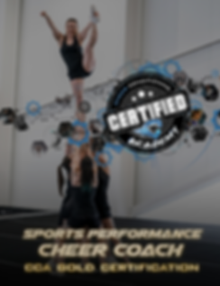 Cheer Coach Certification