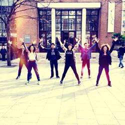 London Flash Mob