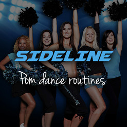 Sideline cheerleading