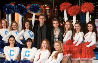 Joe & Caspar - London Premiere