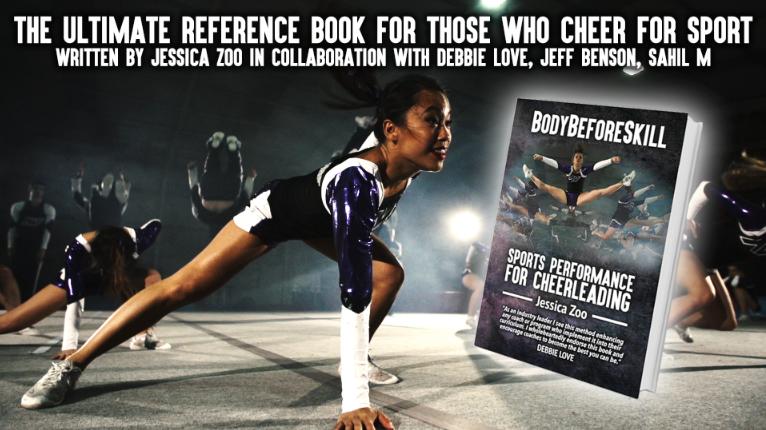 cheer book coach education