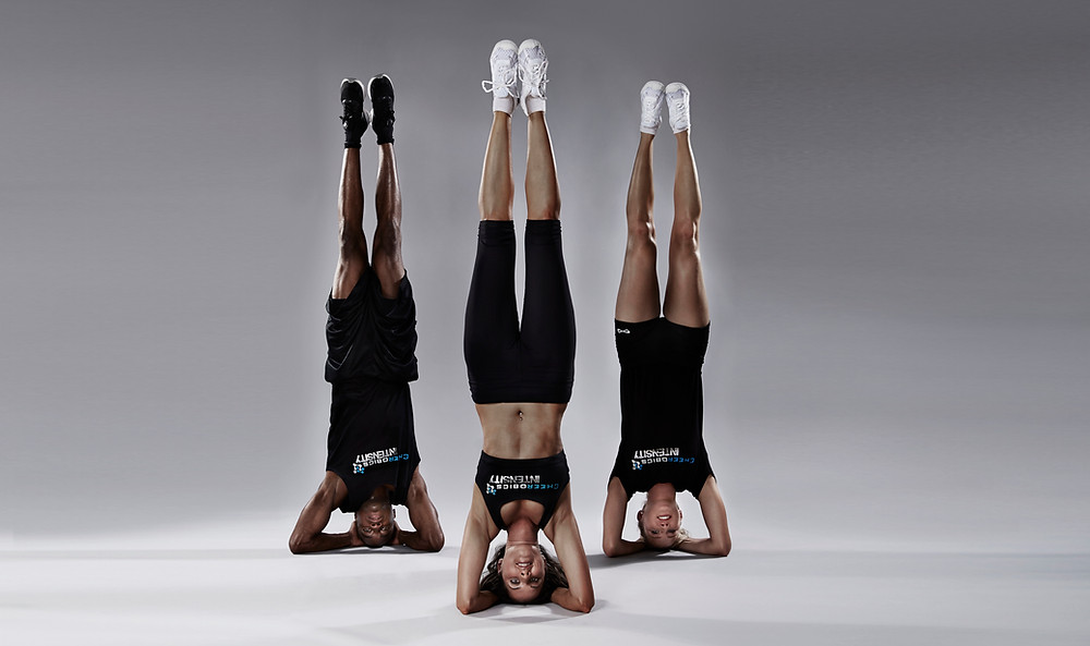 core strength training cheer