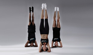 CORE STRENGTH FOR CHEERLEADERS