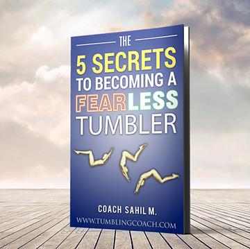 fearless tumbler by Coach Sahil Mulla