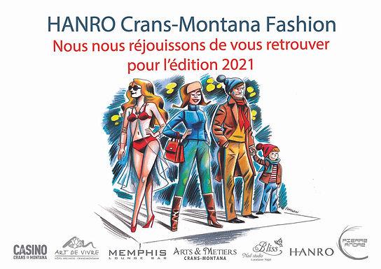 HANRO Crans-Montana Fashion