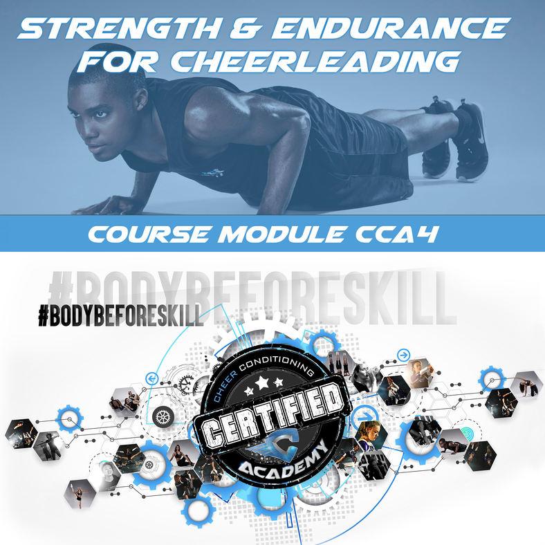 CCA4 | STRENGTH & ENDURANCE TRAINING COURSE