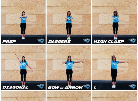 CHEER DANCE Guide: Learn to Be a Cheerleader!