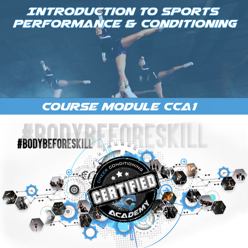 CCA1 | SPORTS PERFORMANCE INTRODUCTION COURSE